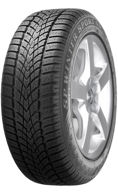 DUNLOP SP Winter Sport 4D téli gumi