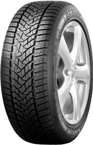 DUNLOP SP Winter Sport 5 téli gumi
