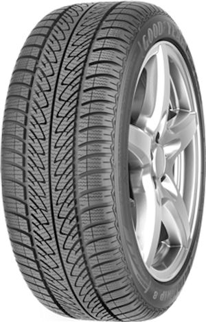 GOODYEAR UG8 Performance téli gumi